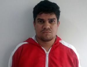 Victor Torres é presidente da torcida do América-RN organizada e foi preso em Natal (Foto: Divulgação/Polícia Civil)