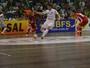 Sorocaba e Blumenau abrem quartas de final da Liga Futsal