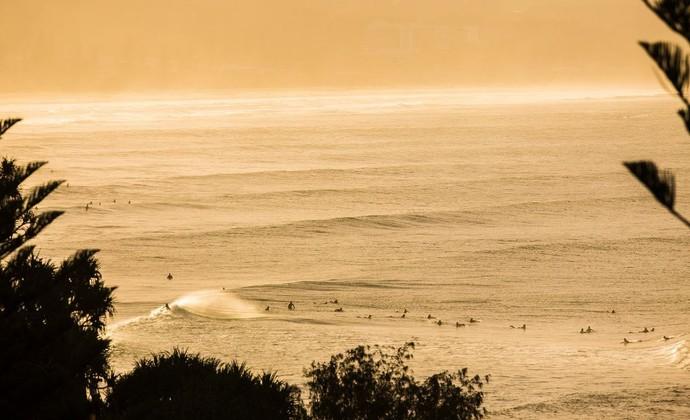 Gold Coast Austrália - Circuito Mundial de Surfe (Foto: Divulgação/WSL)