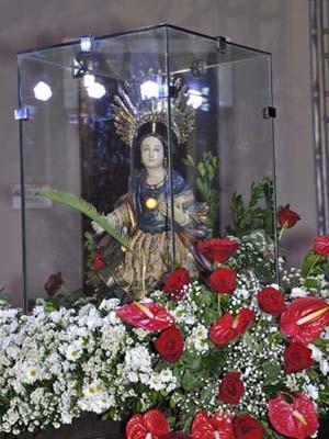 Resultado de imagem para festa de santa luzia