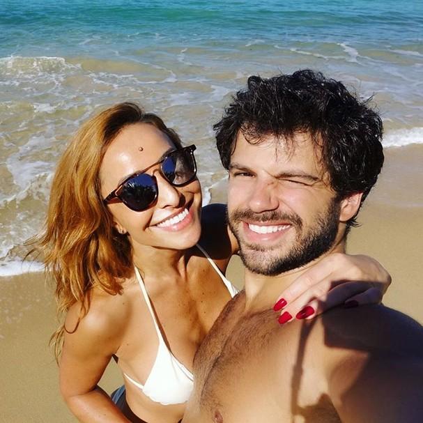 Sabrina Sato e Duda Nagle estão hospedados no resort W Retrear and Spa (Foto: Reprodução Instagram)
