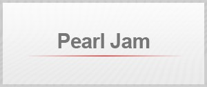 Selo Agenda Pearl Jam (Foto: Editoria de Arte/G1)