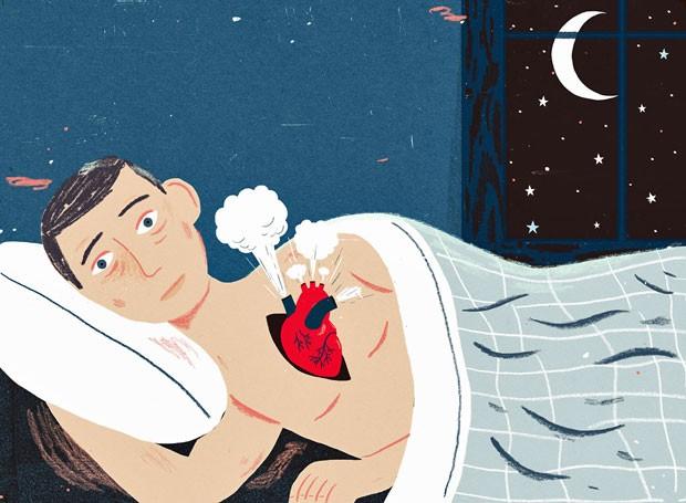Não dormir o suficiente pode comprometer a saúde das pessoas e até encurtar a vida, diz pesquisa (Foto: Chrisopher Neal/The New York Times)