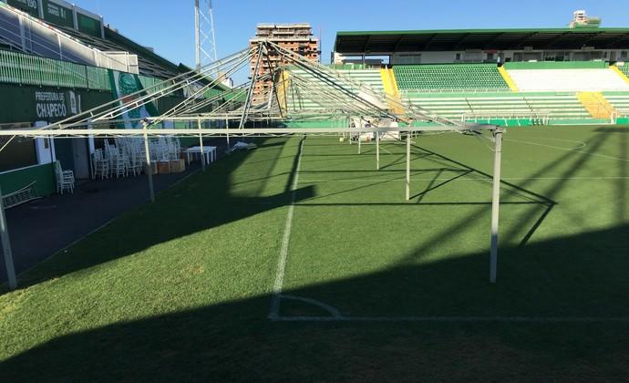 Arena Condá Chapecoense (Foto: Diego Madruga)