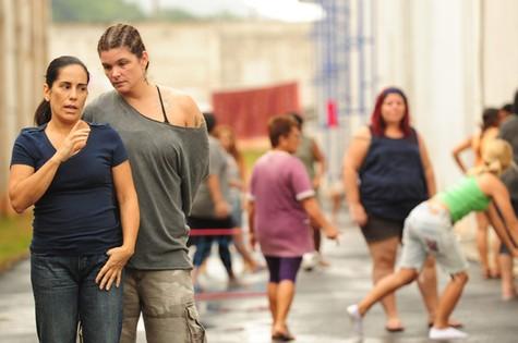 Glória PIres e Cristiana Oliveira em cena (Foto: Divulgação)
