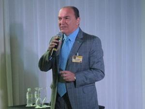 Milton Luiz de Melo Santos, diretor-presidente da Desenvolve SP (Foto: Gabriela Gasparin/G1)