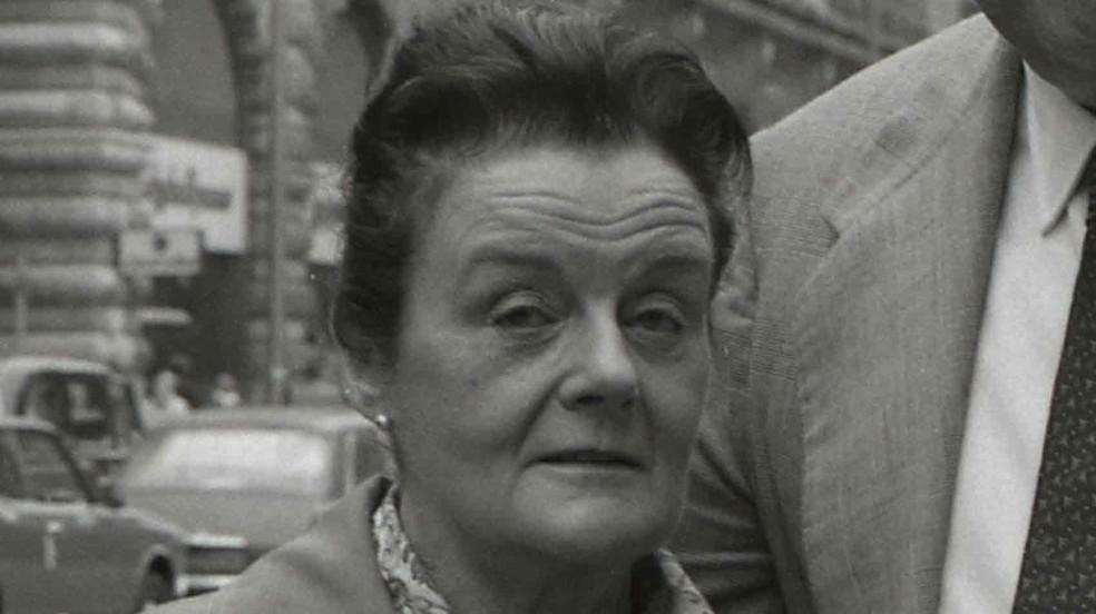 Clare Hollingworth, fotografada em 1932, ajudou a resgatar milhares de pessoas da europa invadida pelos nazistas (Foto: BBC)