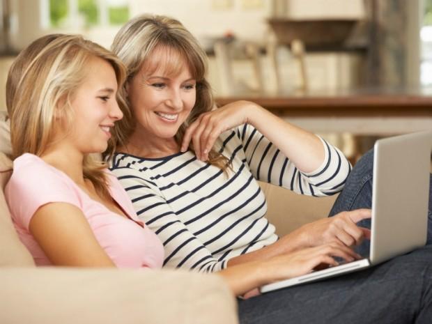 Seja a melhor amiga da sua mãe#confira (Foto: Divulgação)