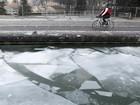 Frio mata mais de 500 na Europa