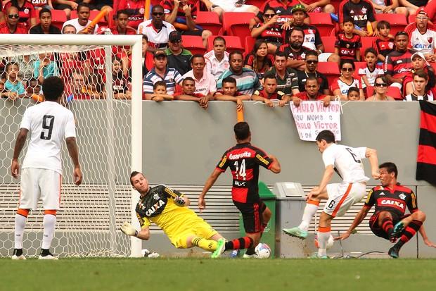paulo victor, flamengo (Foto: Gilvan de Souza / Flamengo)