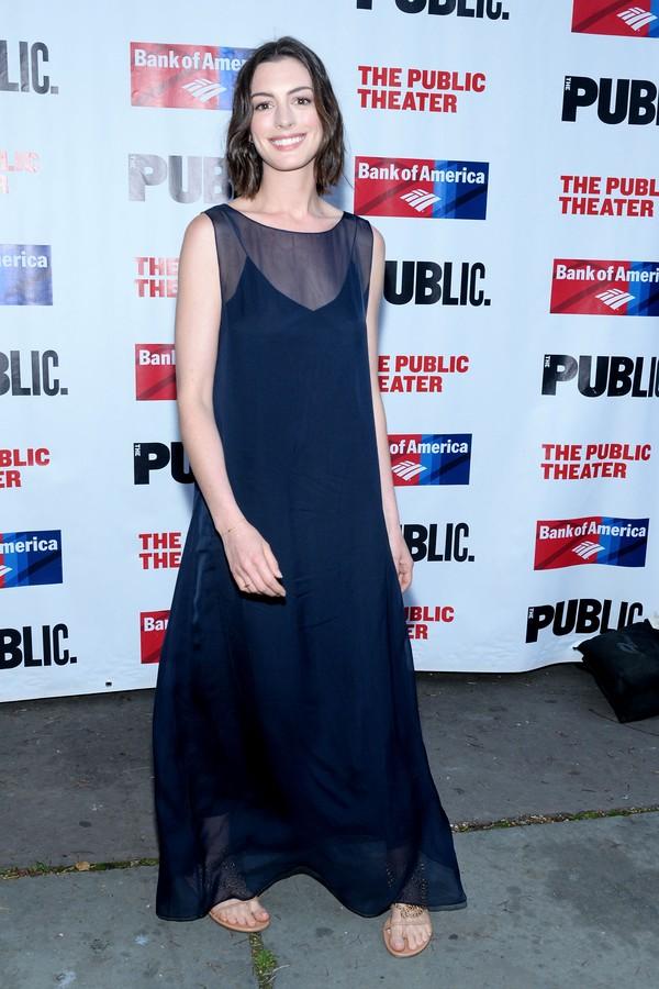 A atriz Anne Hathaway (Foto: Getty Images)