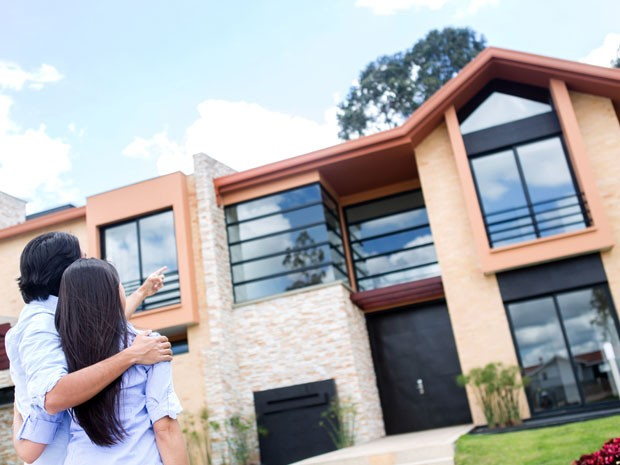 Imóveis casa (Foto: Shutterstock)