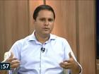 Candidato a prefeito Edivaldo Holanda Júnior é sabatinado na TV Mirante