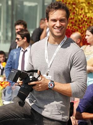 Paulo Rocha viverá fotógrafo que terá um romance fora do casamento (Foto: Guerra dos Sexos/ TV Globo)