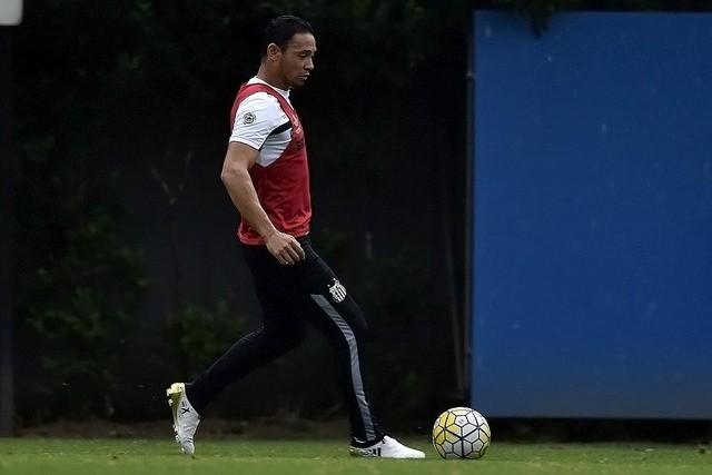 Santos treina no CT Rei Pelé (Foto: Ivan Storti/Santos FC)
