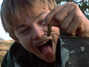 Leonardo Di Caprio em Gilbert Grape