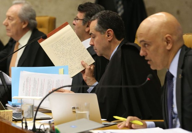 Julgamento que pode restringir foro privilegiado é suspenso (Foto: Antonio Cruz/Agência Brasil)