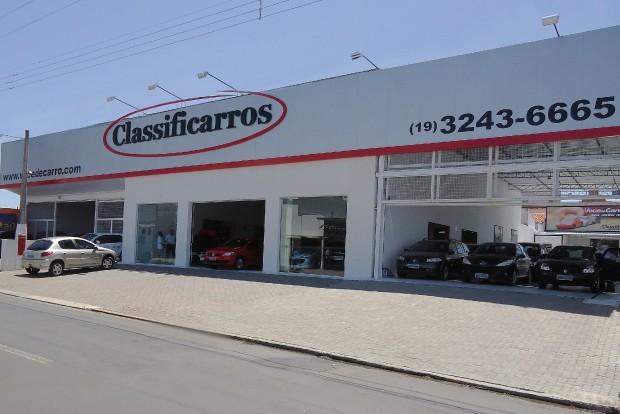 Classificarros - Há 10 anos atuando na comercialização de veículos novos e seminovos, a Classificarros é uma central de negócios para a venda, compra, troca ou financiamento de veículo. (Foto: Classificarros)