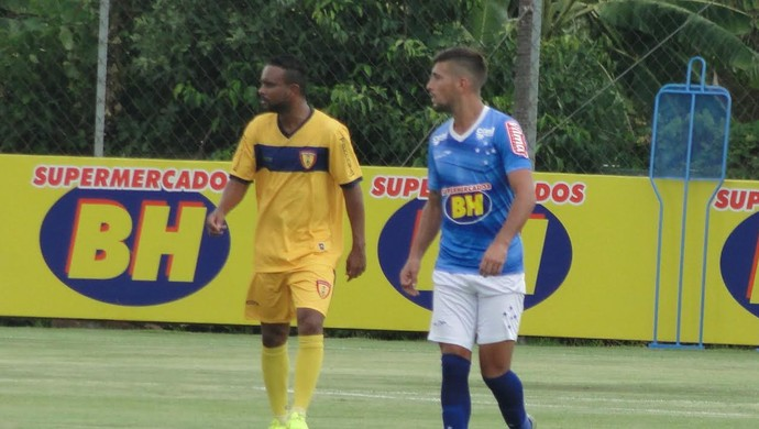 Arrascaeta, meia do Cruzeiro (Foto: Tayrane Corrêa /GloboEsporte.com)