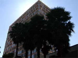 O prédio da Prefeitura de Campinas (Foto: Reprodução EPTV)