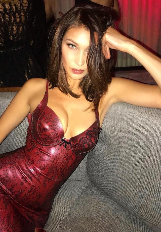 Bella Hadid (Foto: Reprodução/Instagram)