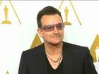 Bono sofre acidente com bicicleta em parque nos EUA e machuca o braço