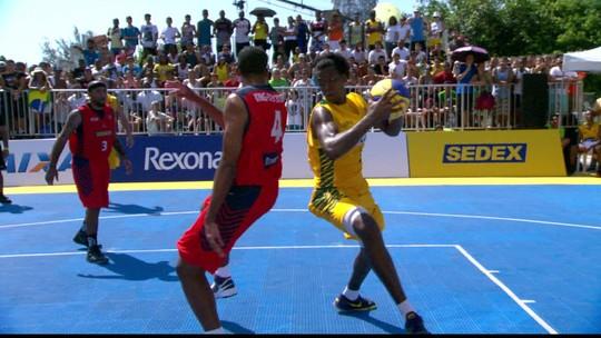 """""""O basquete 3 x 3 vai deslanchar no Brasil"""", diz Casé, sobre inclusão nos Jogos de 2020"""