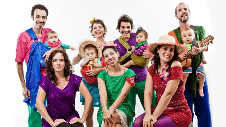 Bloco Bebê anima o Sesc Ipiranga em São Paulo (Foto: Divulgação / Bloco Bebê)