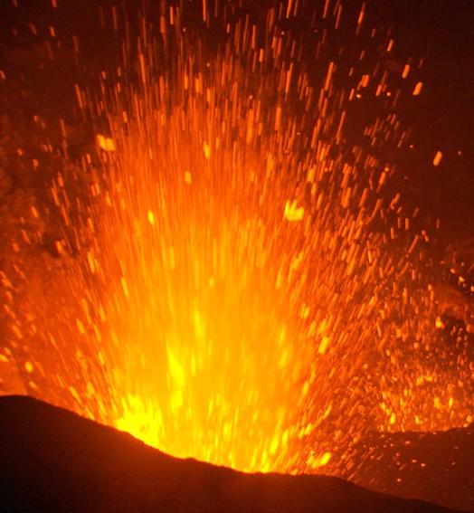 lago de lava (arte esporte)