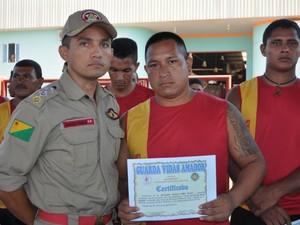 índio Shawan (Foto: Francisco Rocha/G1)