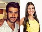 Rolou! Munik troca beijos com Juliano Laham, o 'libanês' do 'BBB 16'