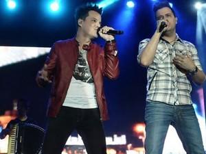 A dupla João Neto e Frederico faz show na Festa do Peão de Americana (Foto: Divulgação)