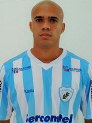Ítalo, novo zagueiro do Remo (Foto: Site Londrina)