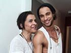 Pablo Morais, affair de Anitta, curte show de Marina Lima no Rio