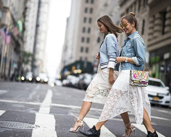 Antes de tudo, um look estiloso precisa ser confortável (Foto: Imaxtree)