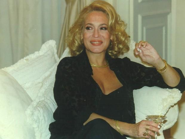 Susana Vieira em Por Amor (Foto: Arley Alves/TV Globo)