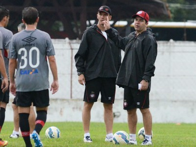 Enderson Moreira Atlético-PR (Foto: Divulgação/Atlético-PR)