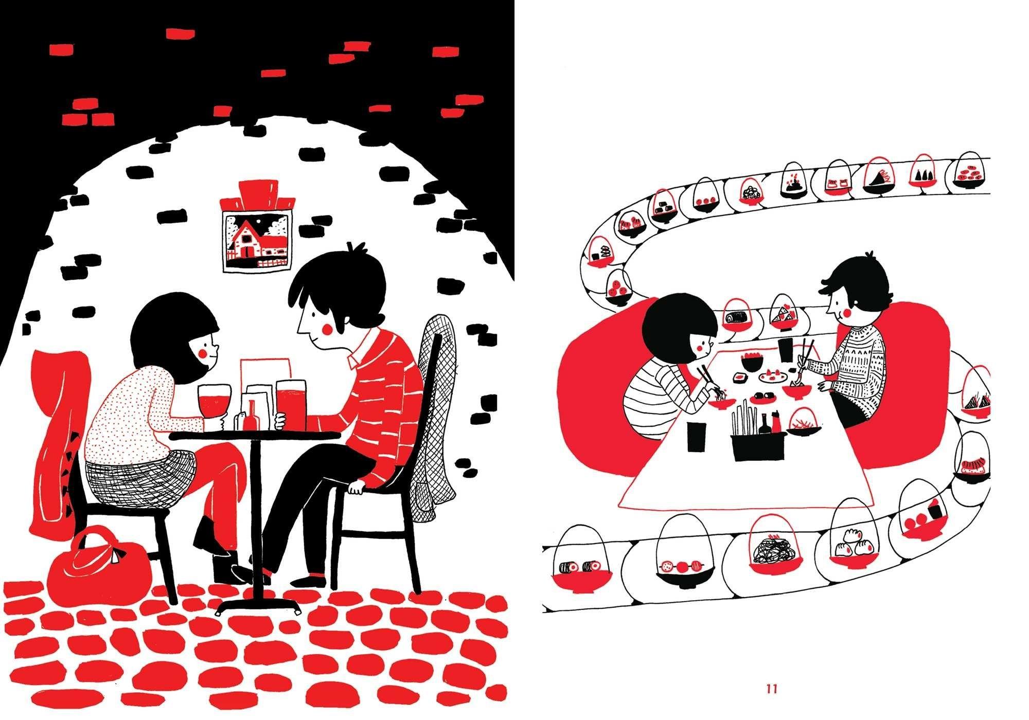 Um dos quadrinhos de 'Soppy' (Foto: Divulgação)