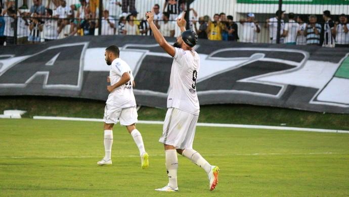 ABC - Nando, atacante (Foto: Andrei Torres/ABC FC/Divulgação)