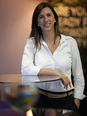 Júlia Casagrande, gerente de marketing da Ericsson na América Latina. (Foto: Divulgação/Ericsson)