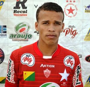 Matheus da Silva (Alemão), 16 anos, Rio Branco-AC (Foto: Duaine Rodrigues)