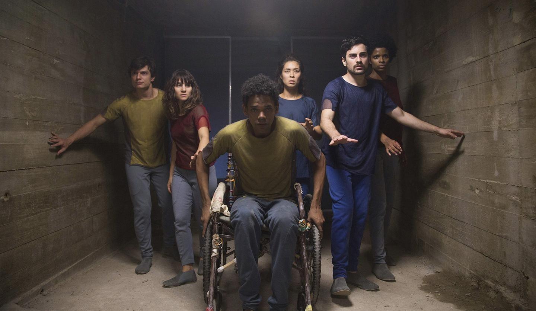 '3%' é a primeira produção brasileira da Netflix (Foto: Divulgação )