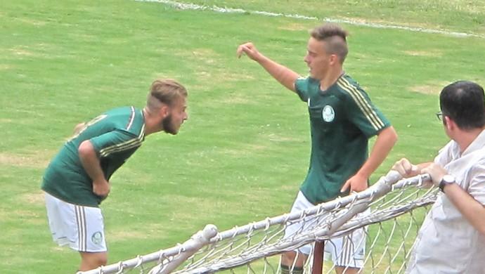Palmeiras Santos Sub-17 (Foto: Rodrigo Faber)