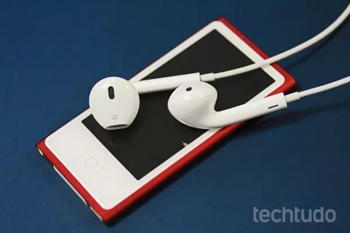 iPod Nano (Foto: Marlon Câmara/TechTudo)