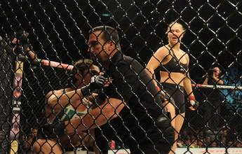 Derrota para Ronda faz Bethe Correia cair três posições no ranking do UFC
