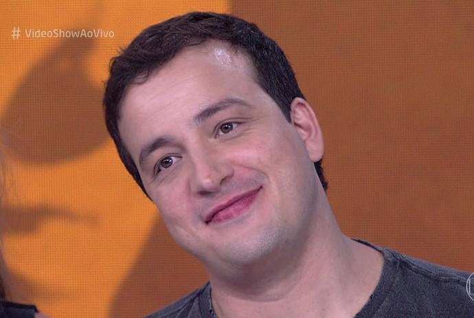 Rafael Cortez é o novo repórter do 'Vídeo Show' (Foto: TV Globo)