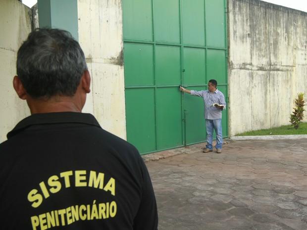 Militares foram levados para o presídio Anastácio das Neves em Americano, em Santa Izabel. (Foto: Tarso Sarraf/O Liberal)