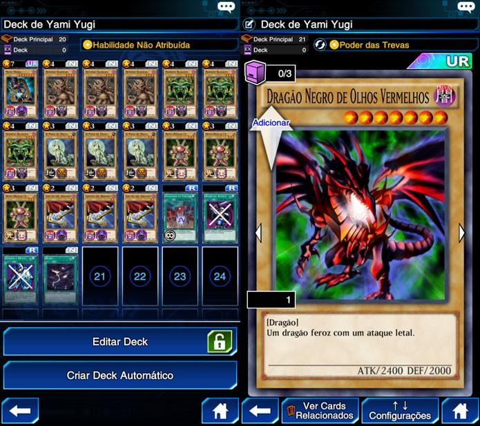 Como jogar Yu-Gi-Oh Duel Links no iPhone (iOS) e Android