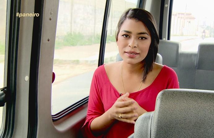 Rosiane Chagas revela o que rola na sua playlist (Foto: Rede Amazônica)