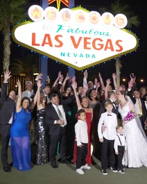 Curta uma balada em Las Vegas